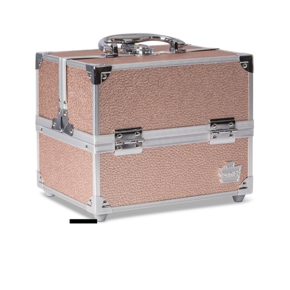 Caboodles Other - Rose Gold Makeup Case